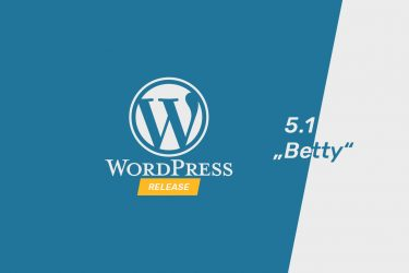 WordPress 5.1 Betty