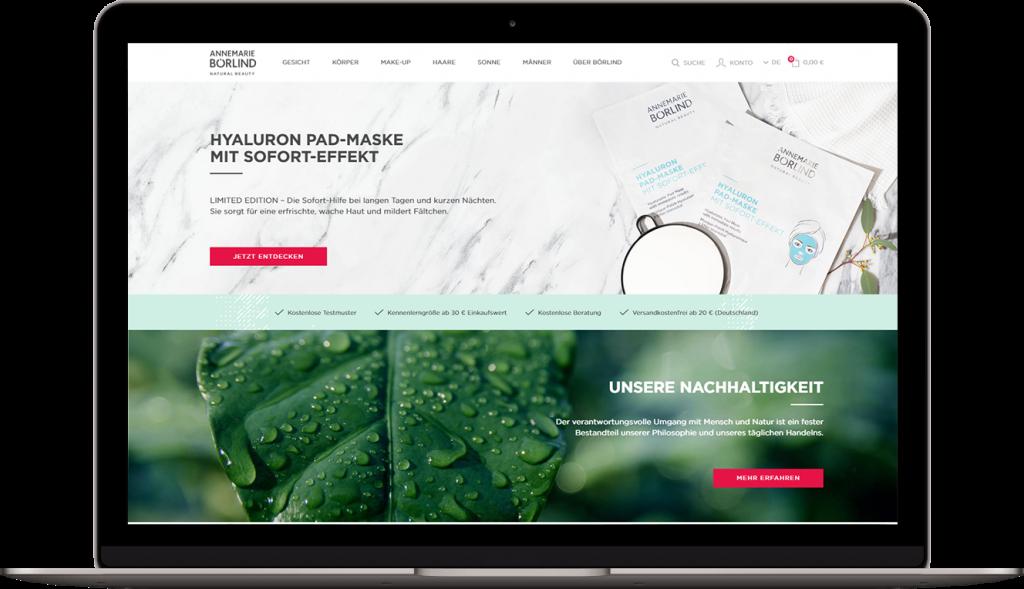 Annemarie Boerlind Webseite
