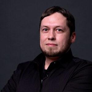 Teamleiter Karl-Heinz Harris