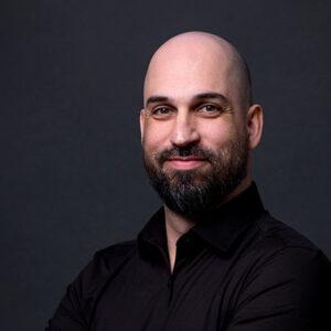 Teamleiter Nicolas Brandt