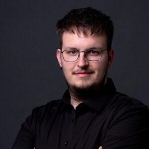 Teamleiter Adrian Weinschenk